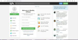 Join Wealthy Affiliate from a blacklisted country
