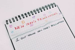 How To Keep A New Year's Resolutions -7 easy steps to developing New habits